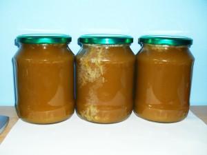 miere de albine cristalizata