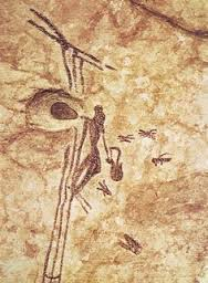 pictura rupestra Arana, Spania
