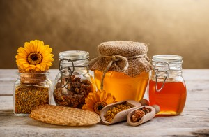 dieta cu produse apicole
